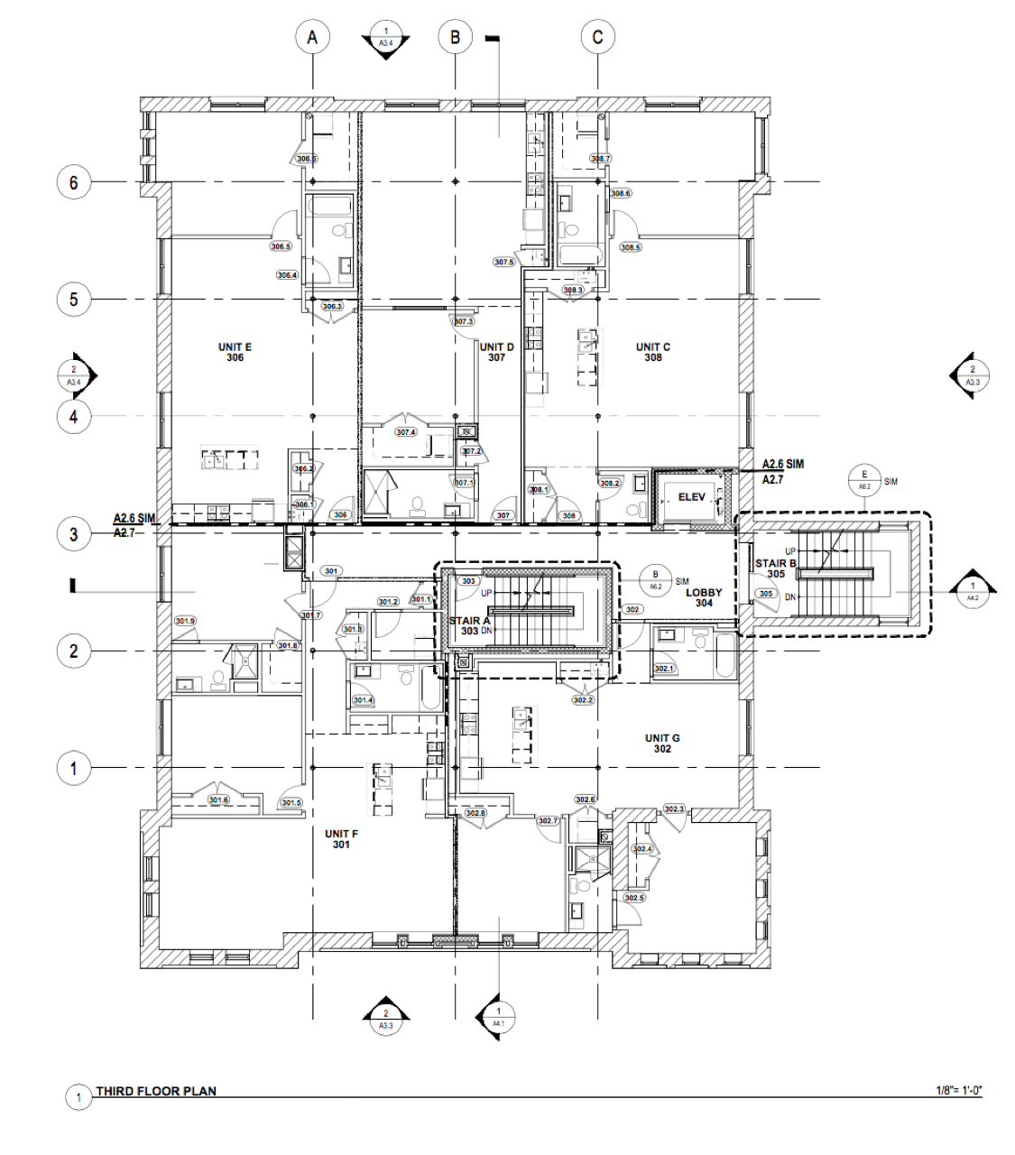 Typical floor plan Provided for illustrative purposes only courtesy of Antonio Manaigo