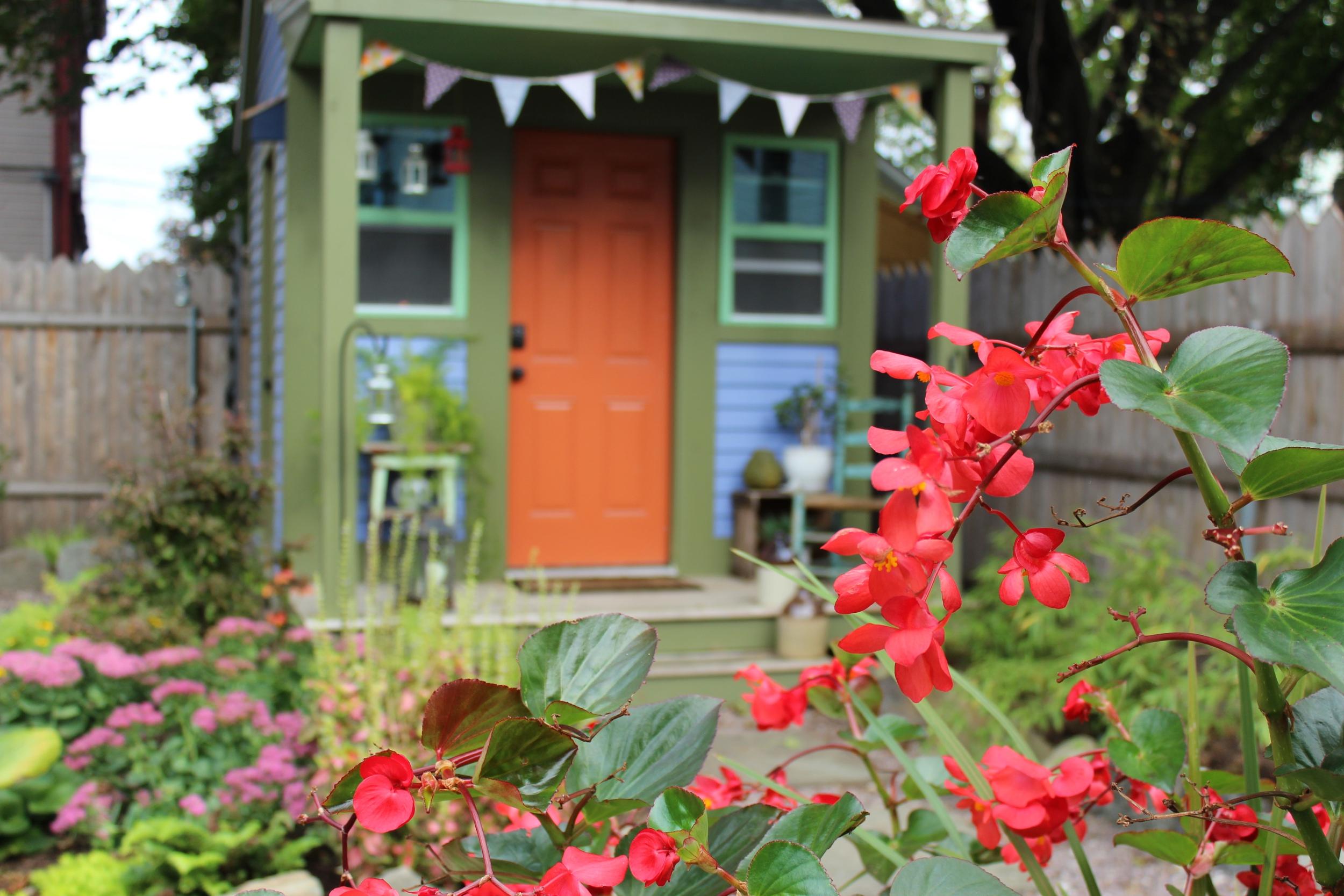 Gardens on Hammond Street Photo by Jessica Jennings