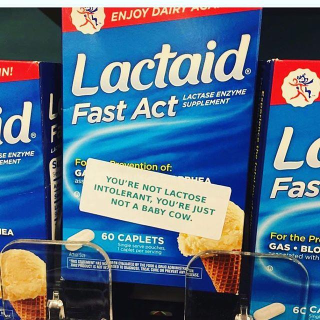 Skulle ønske jeg kunne ta på meg skylda for denne! 💙 #vegan #dairyfree #notacow