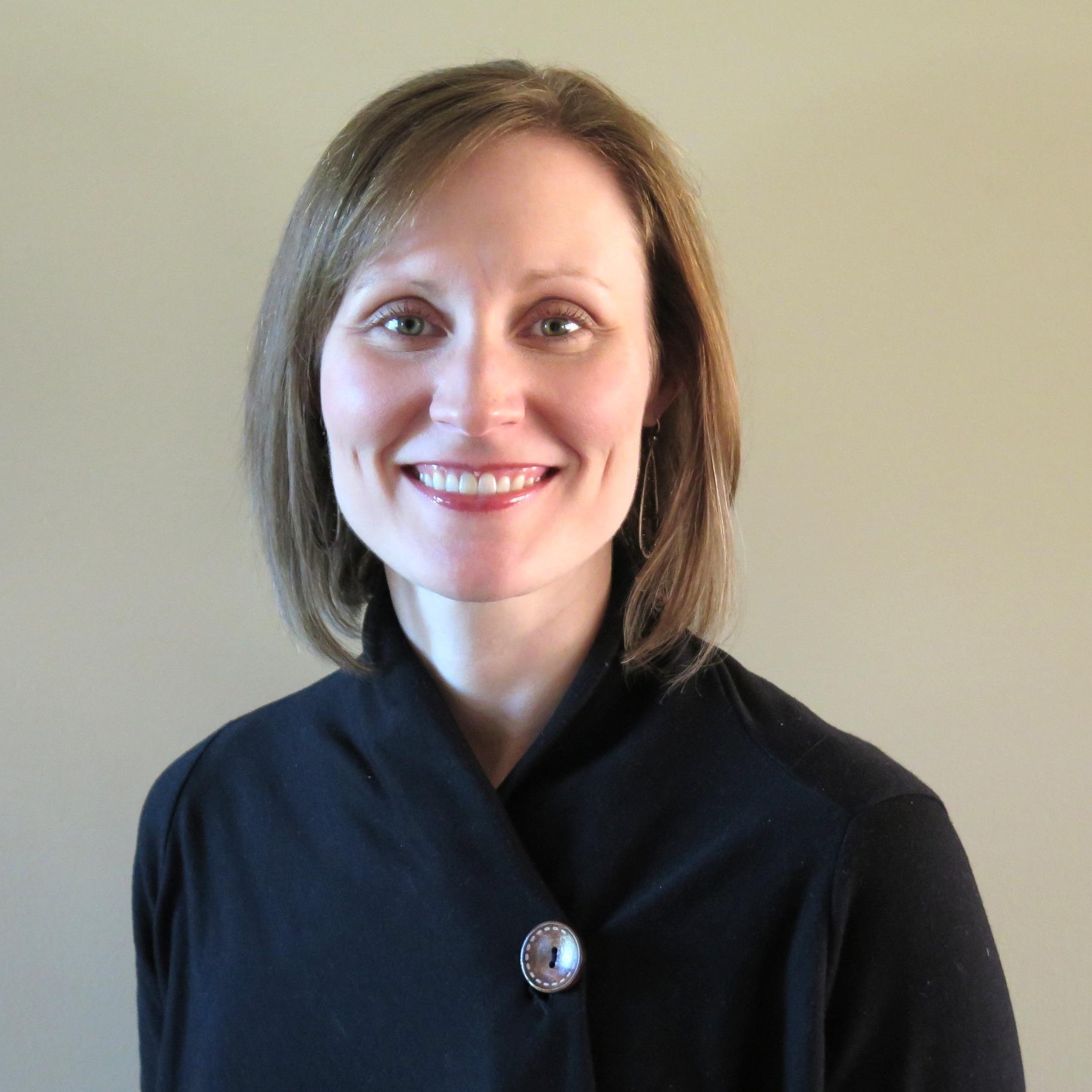 Rachel Page,  Data Specialist