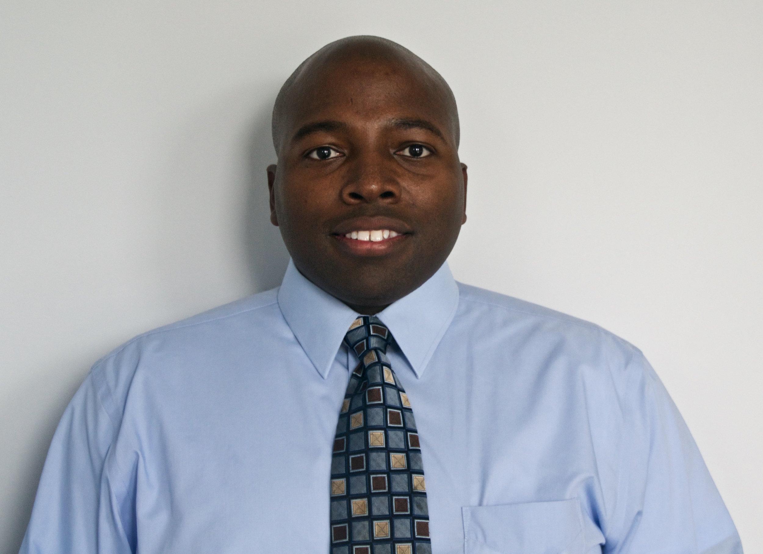 Dwayne Keys,  Financial Coaching Associate