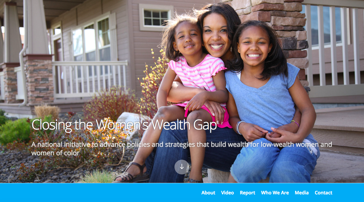 Compass is a member of the national Closing the Women's Wealth Gap. Visit their website to learn more about this national initiative.