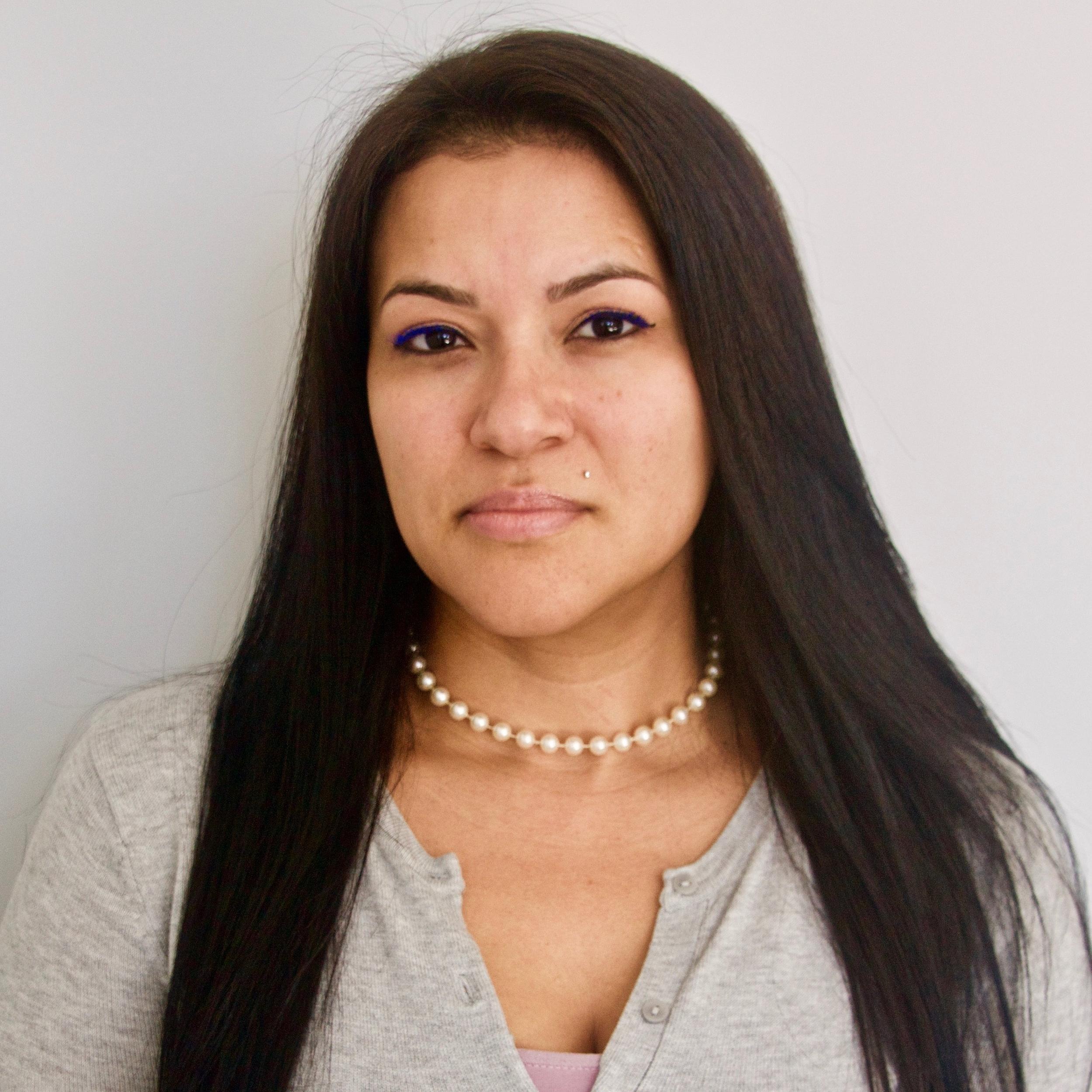 Ana Pena Estrella,  Financial Coaching Associate