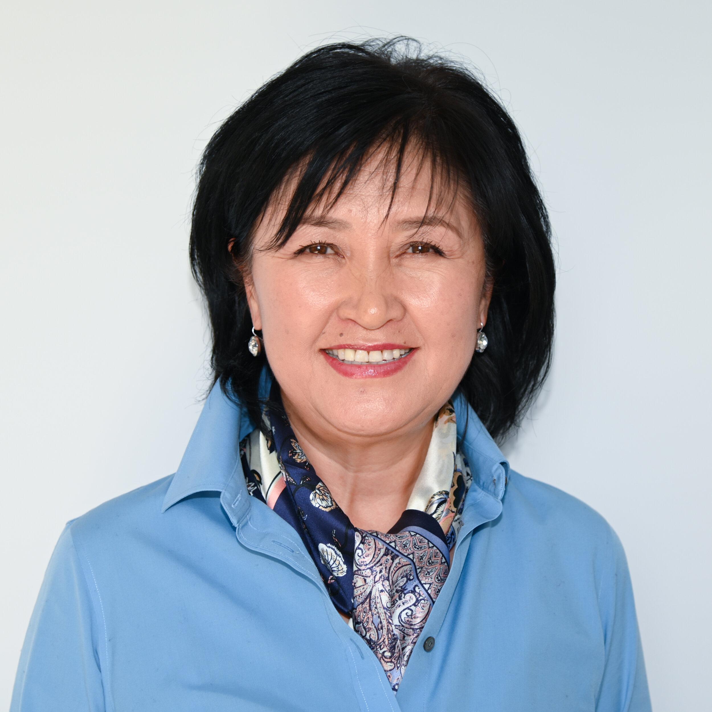 Aynoor Amanbek财务教练