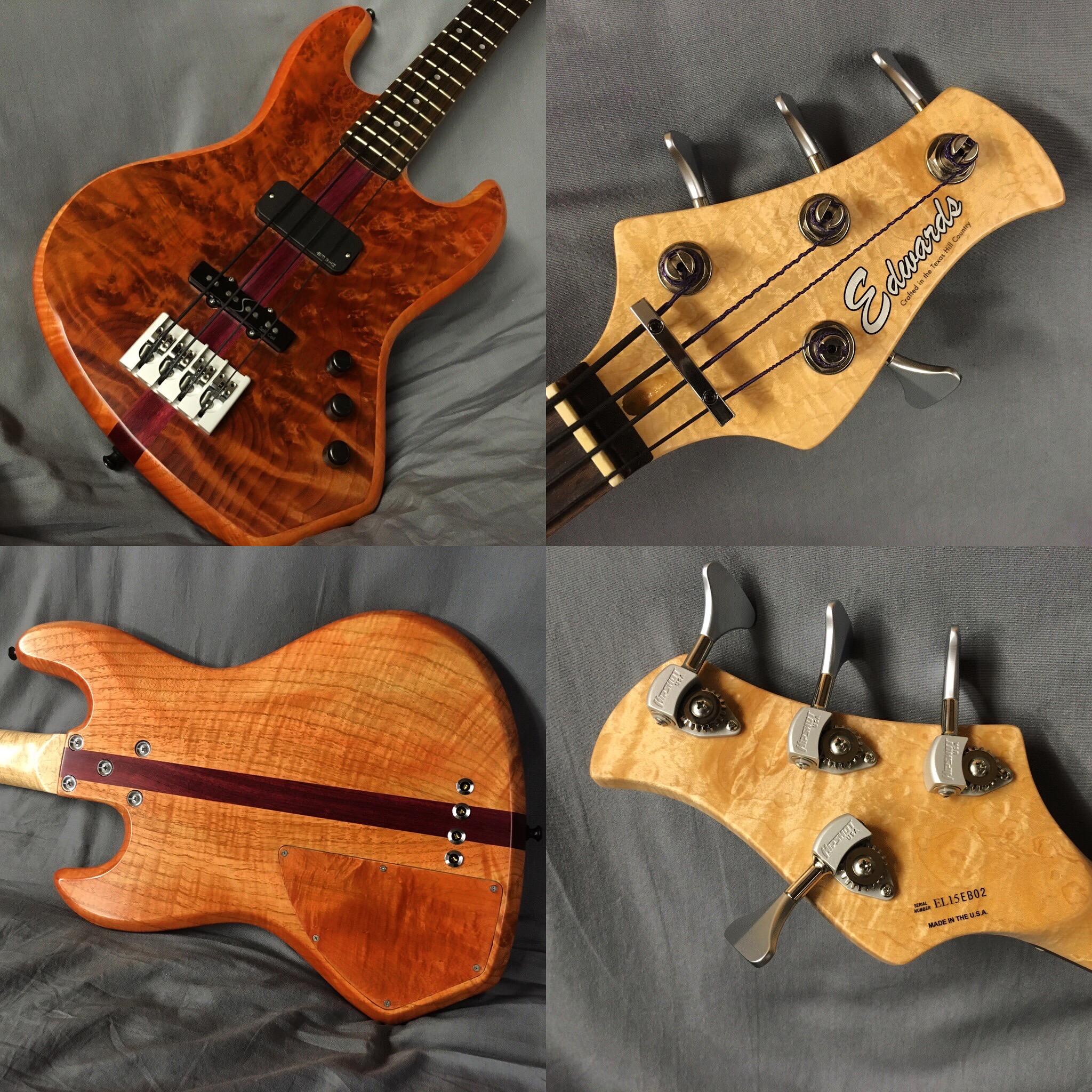 Edwards Custom Bass #02