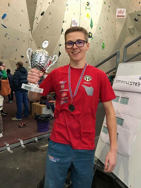 Gratulerer så mykje til Arne Farestveit med 2. plass i NM i Led yngre junior 2017.