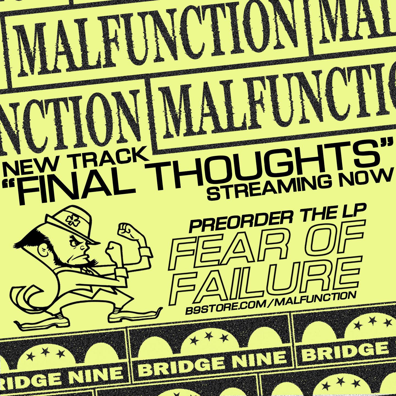 Image courtesy of Malfunction