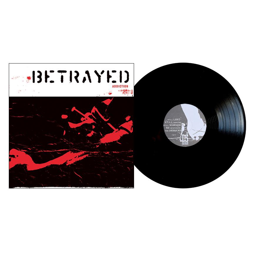 """12"""" EP 1st Press (Euro)  / 500"""