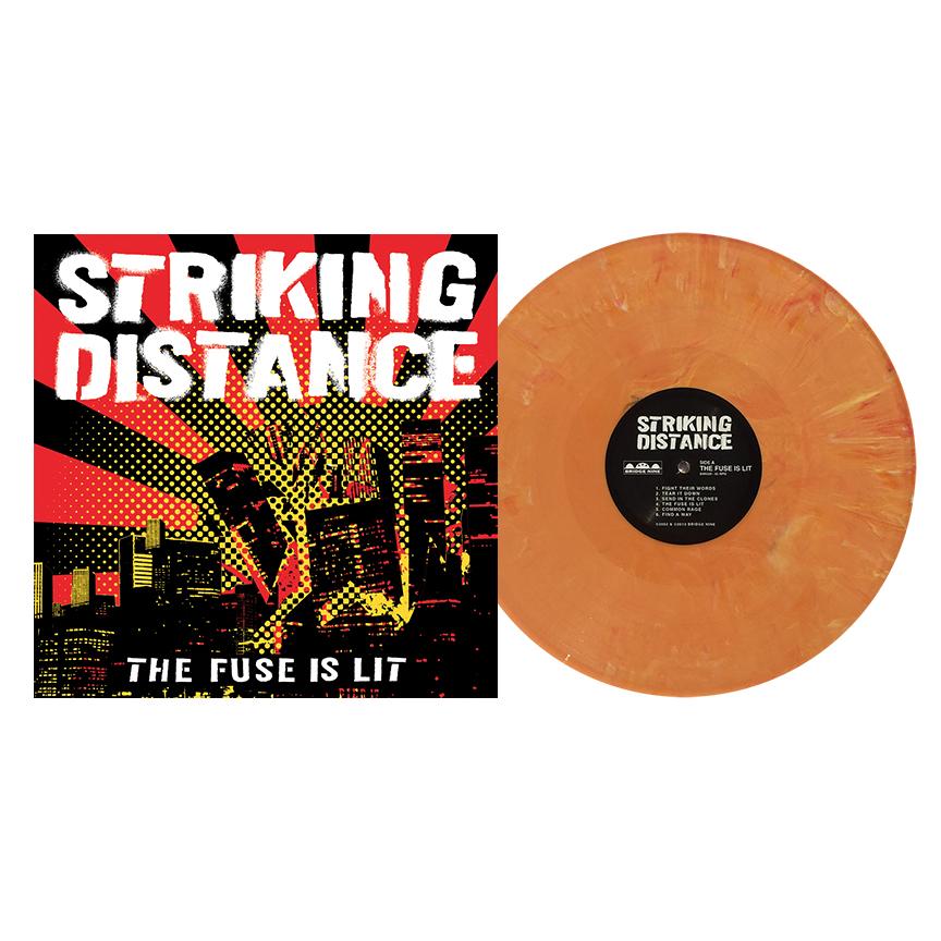 1st LP Press / 700