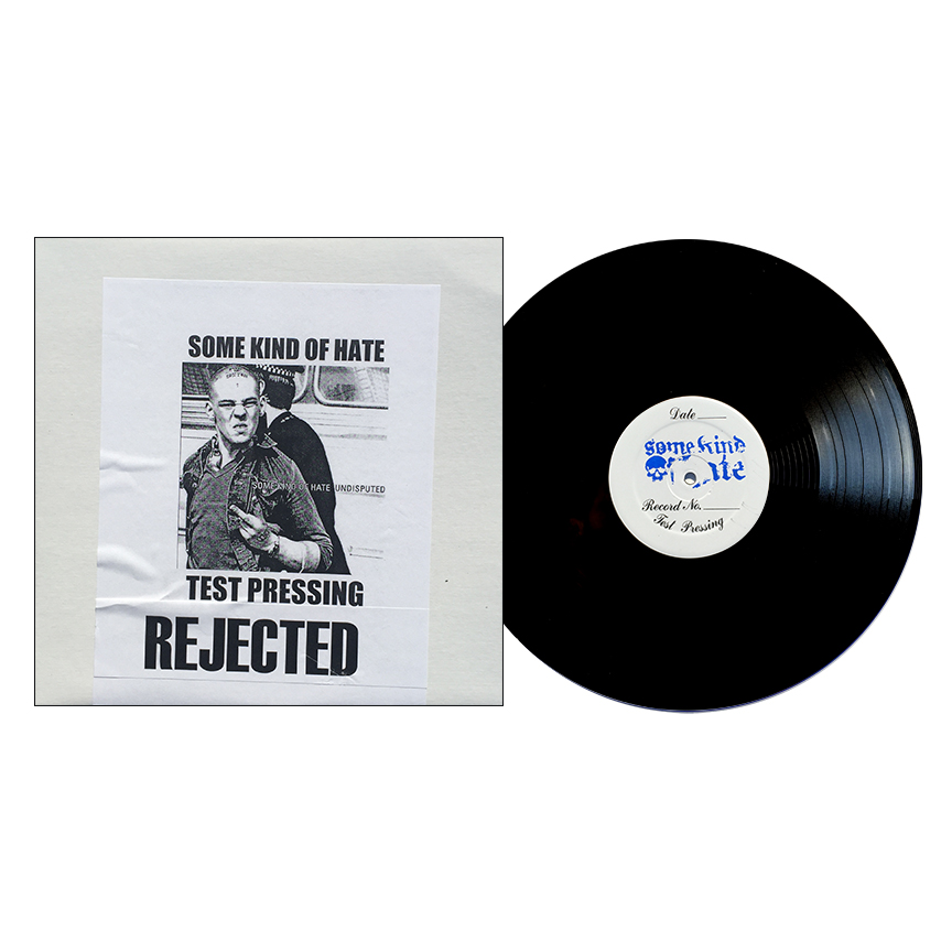 Test Press (Rejected) /
