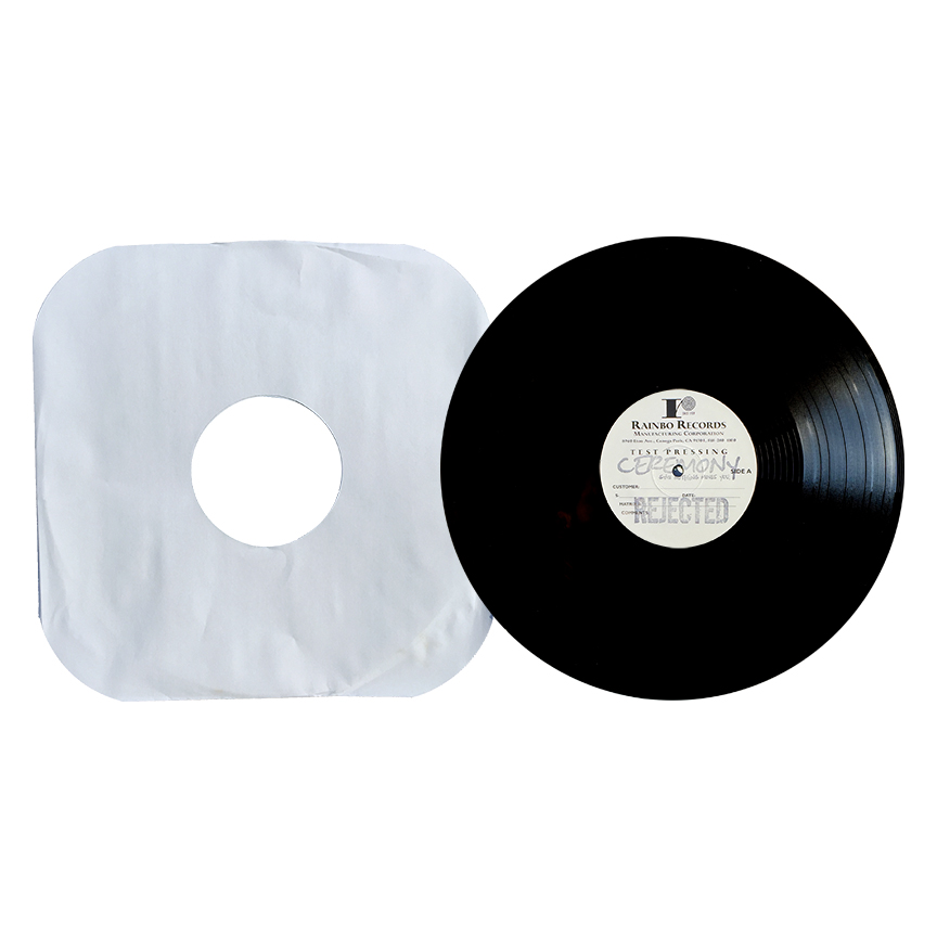 Test Press (Rejected)  / ?