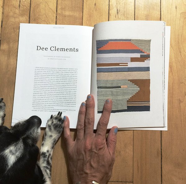 An article about my work in the new issue of  Define Magazine