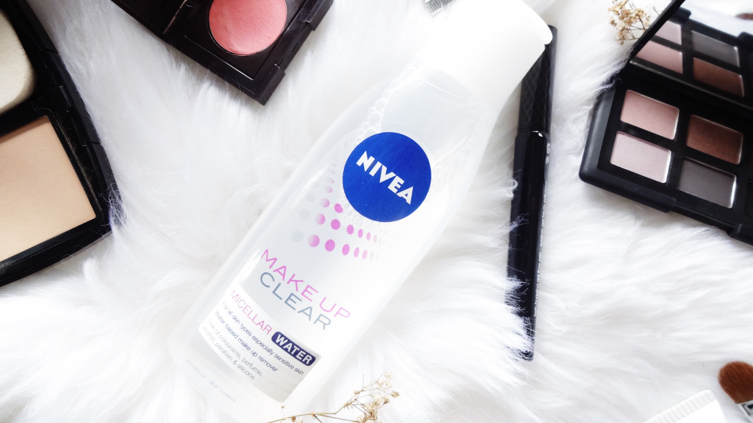 NIVEA Make Up Clear Micellar Water
