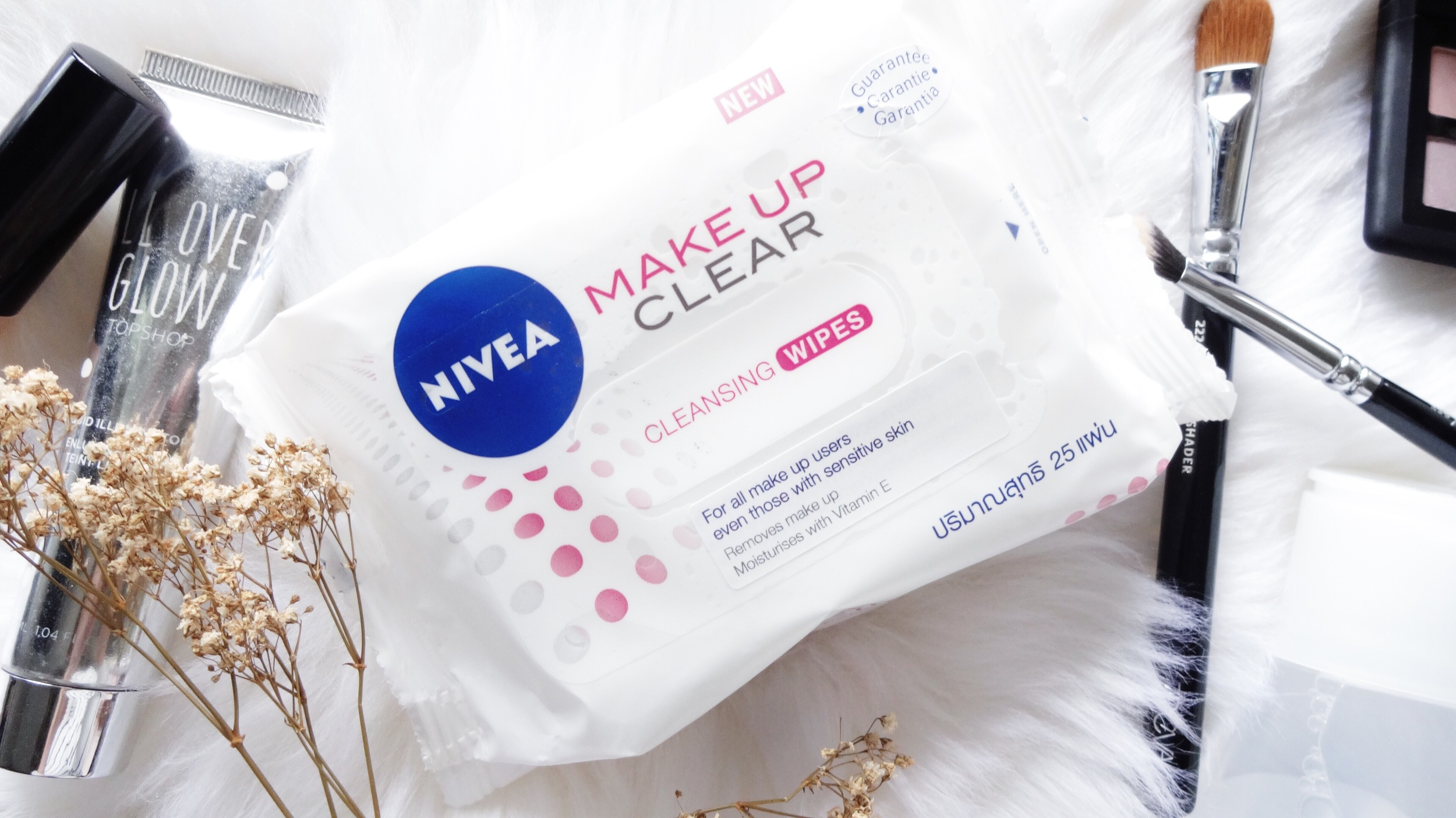 NIVEA Make Up Clear Cleansing Wipes