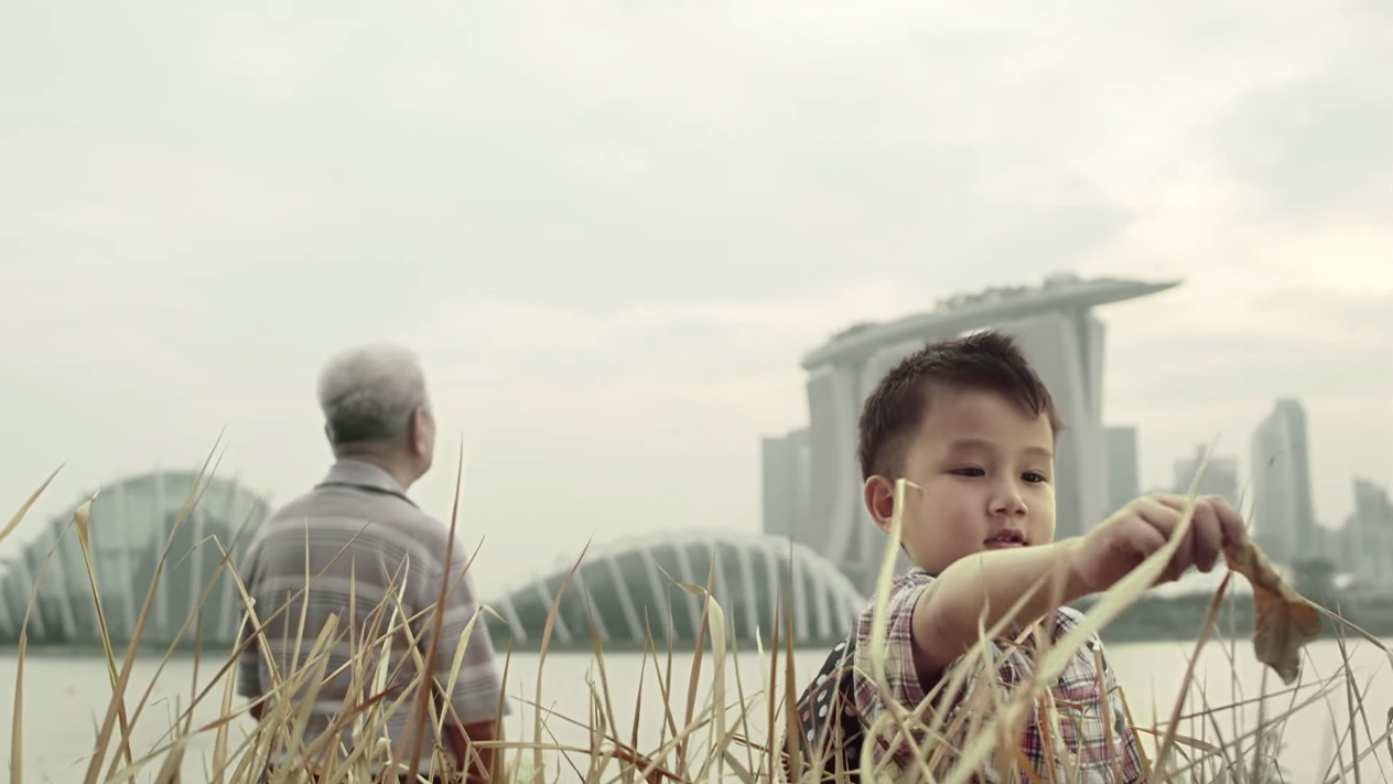 """Ah Gong Says..."" PUB Water Conservation TVC 2015"