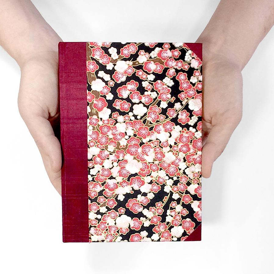 Cherry Blossom & Silk Journal