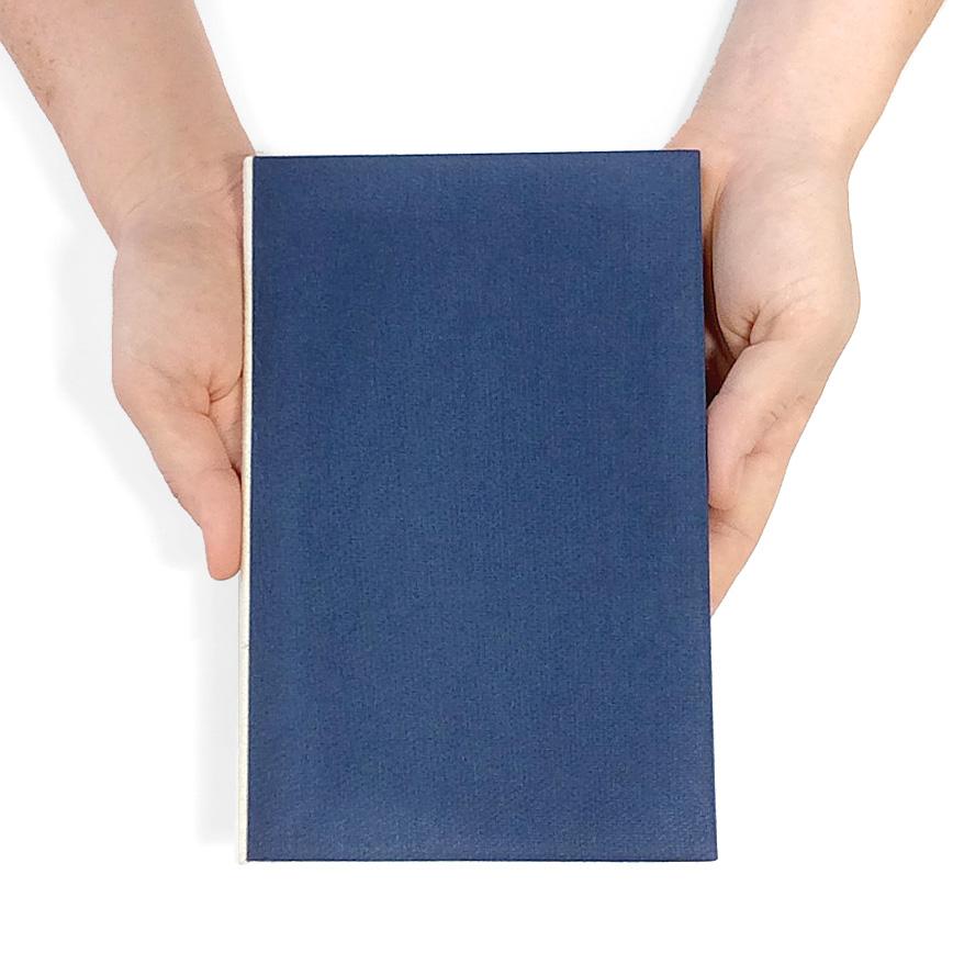 Blue Travel Journal