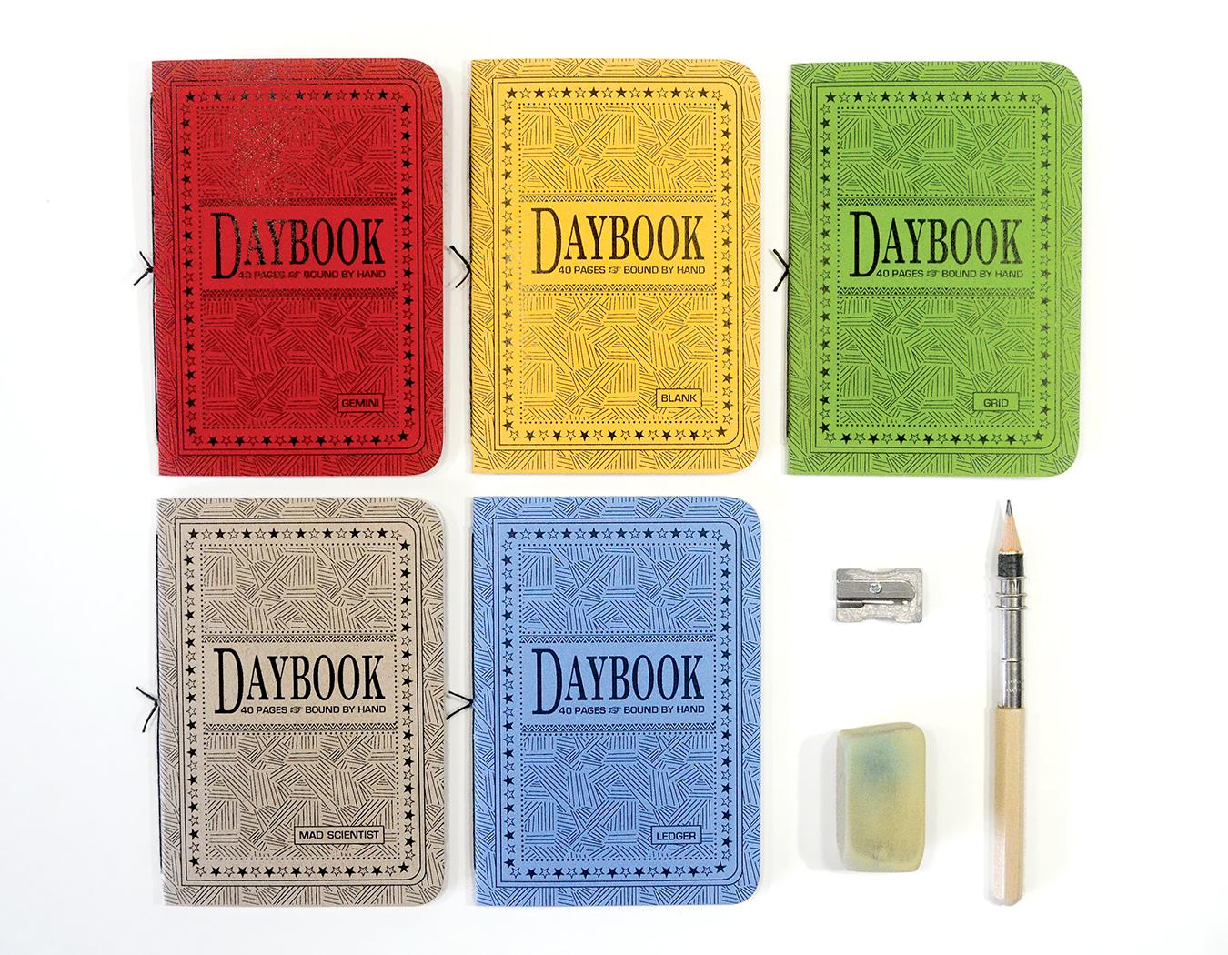 CHB2016Daybooks