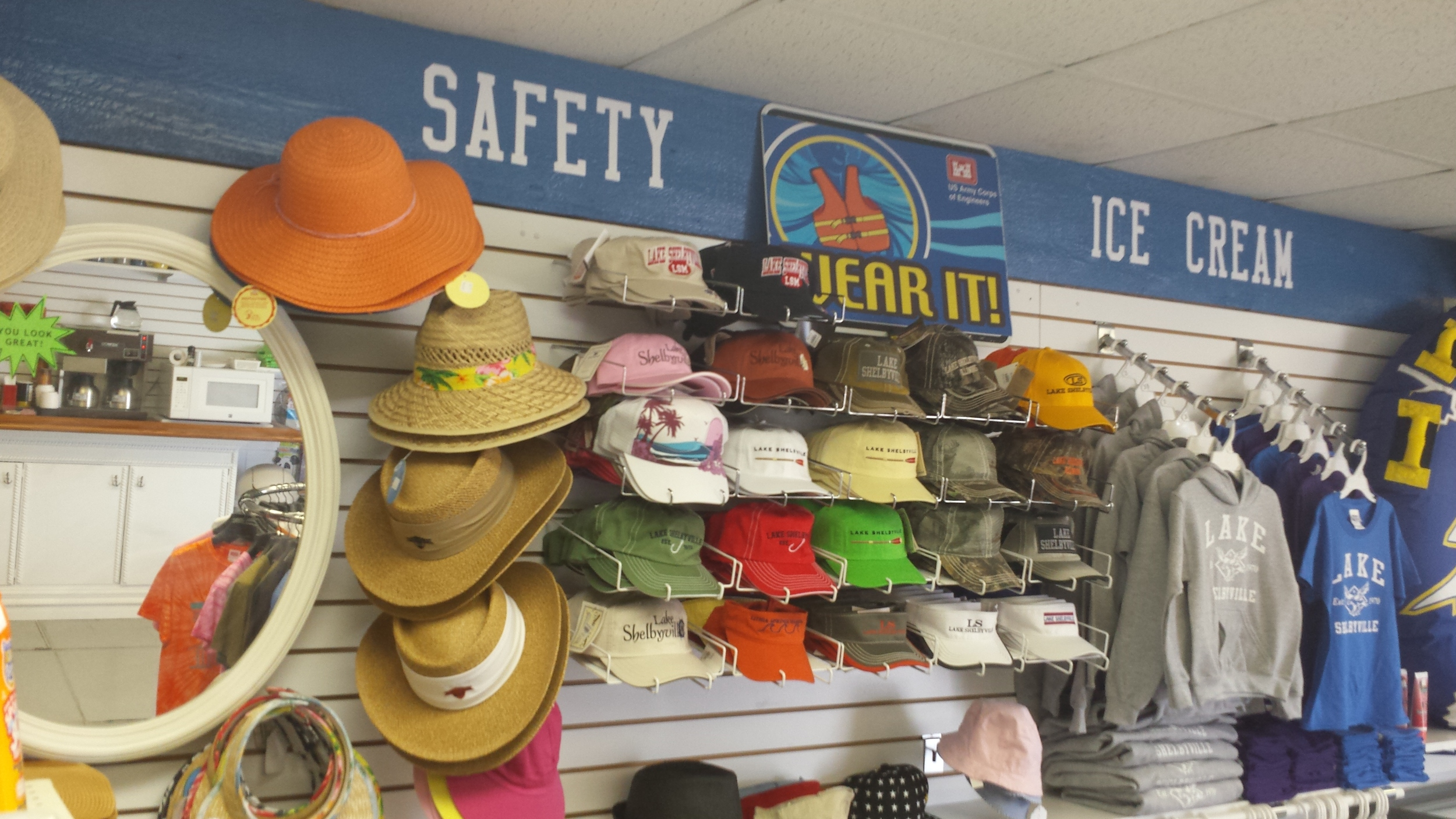 Hats, kids clothing