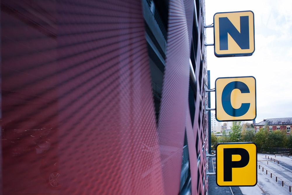 A flagship, brand new car park for NCP Ltd.