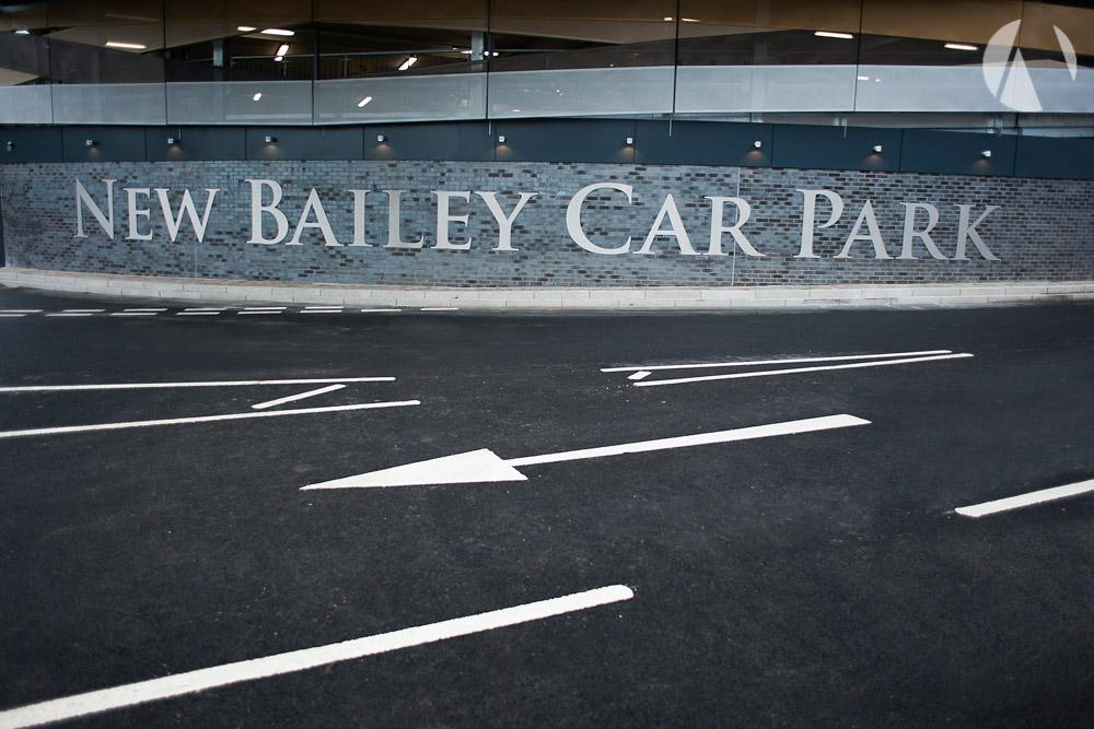 NCP Ltd Salford New Bailey