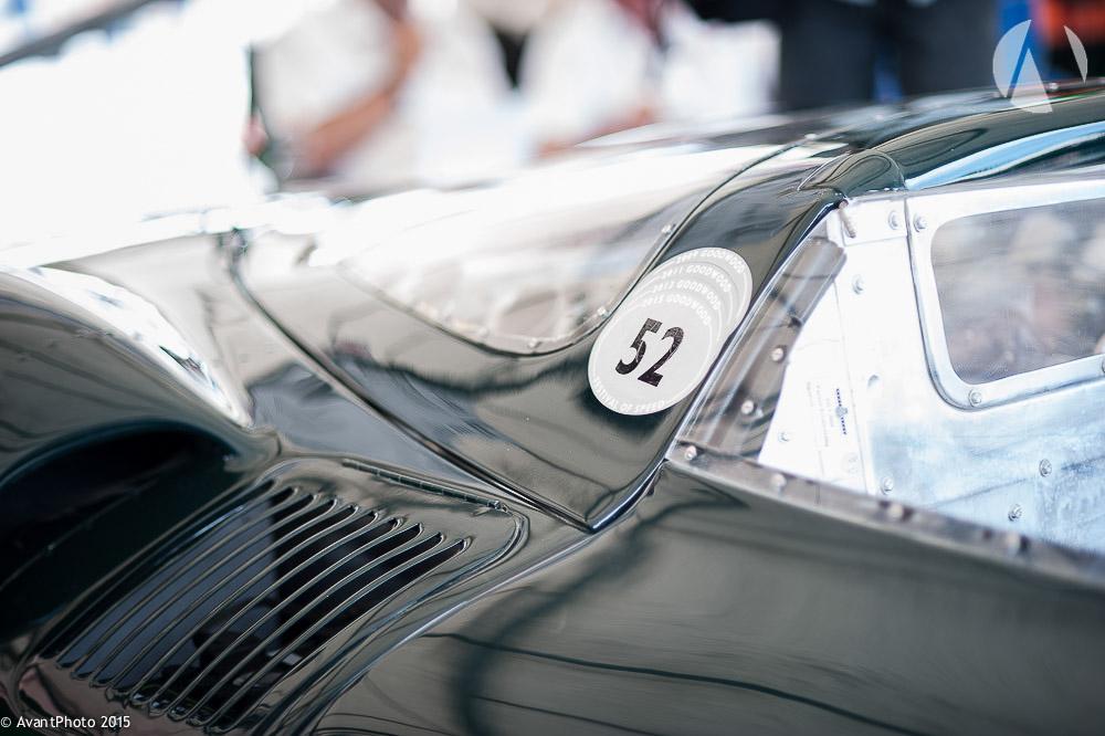 Jaguar XJ13 Goodwood 2015
