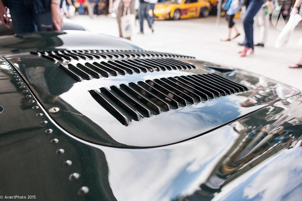 Ventilation slits Jaguar XJ13