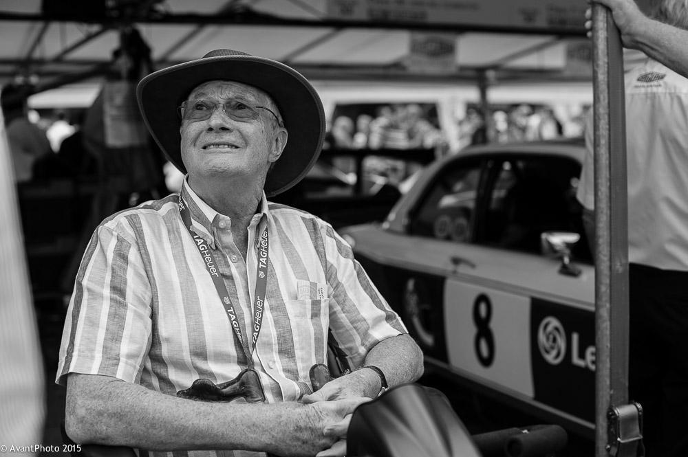 Winn Percy - Jaguar Racing Driver