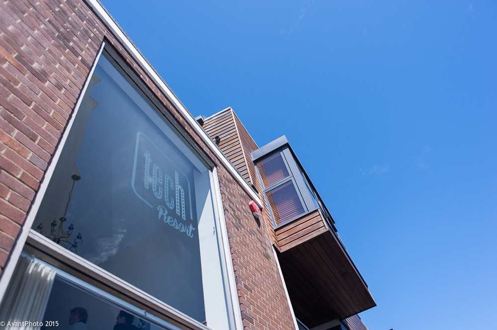 techresort eastbourne building