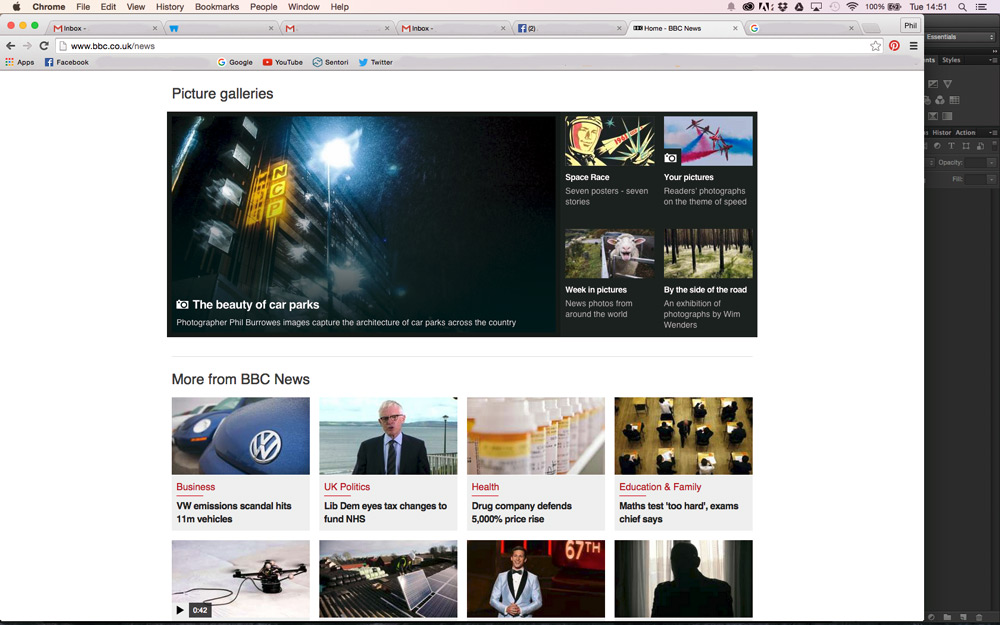 #NCPphoto on The BBC Website