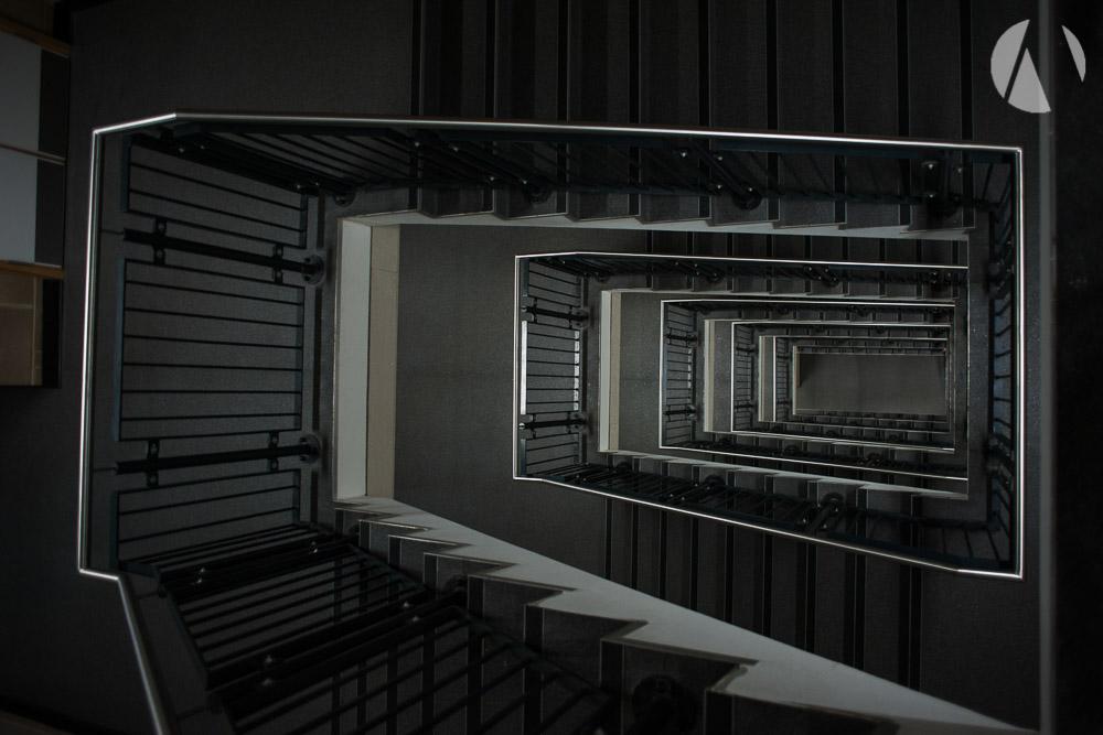 Death Star Staircase NCP