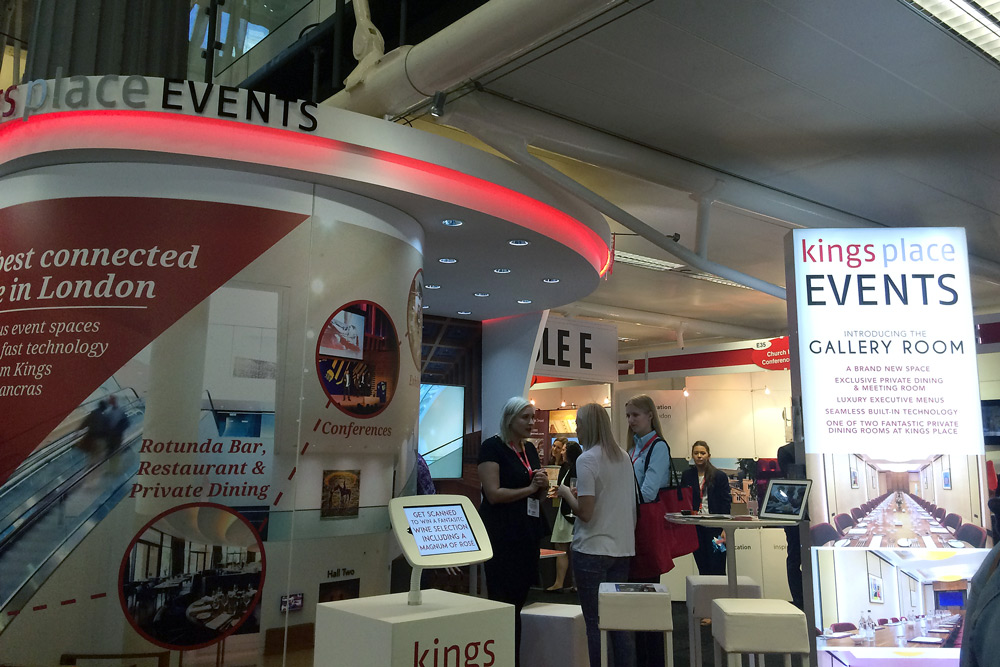 Kings Place Events Stand Square Meal 2015