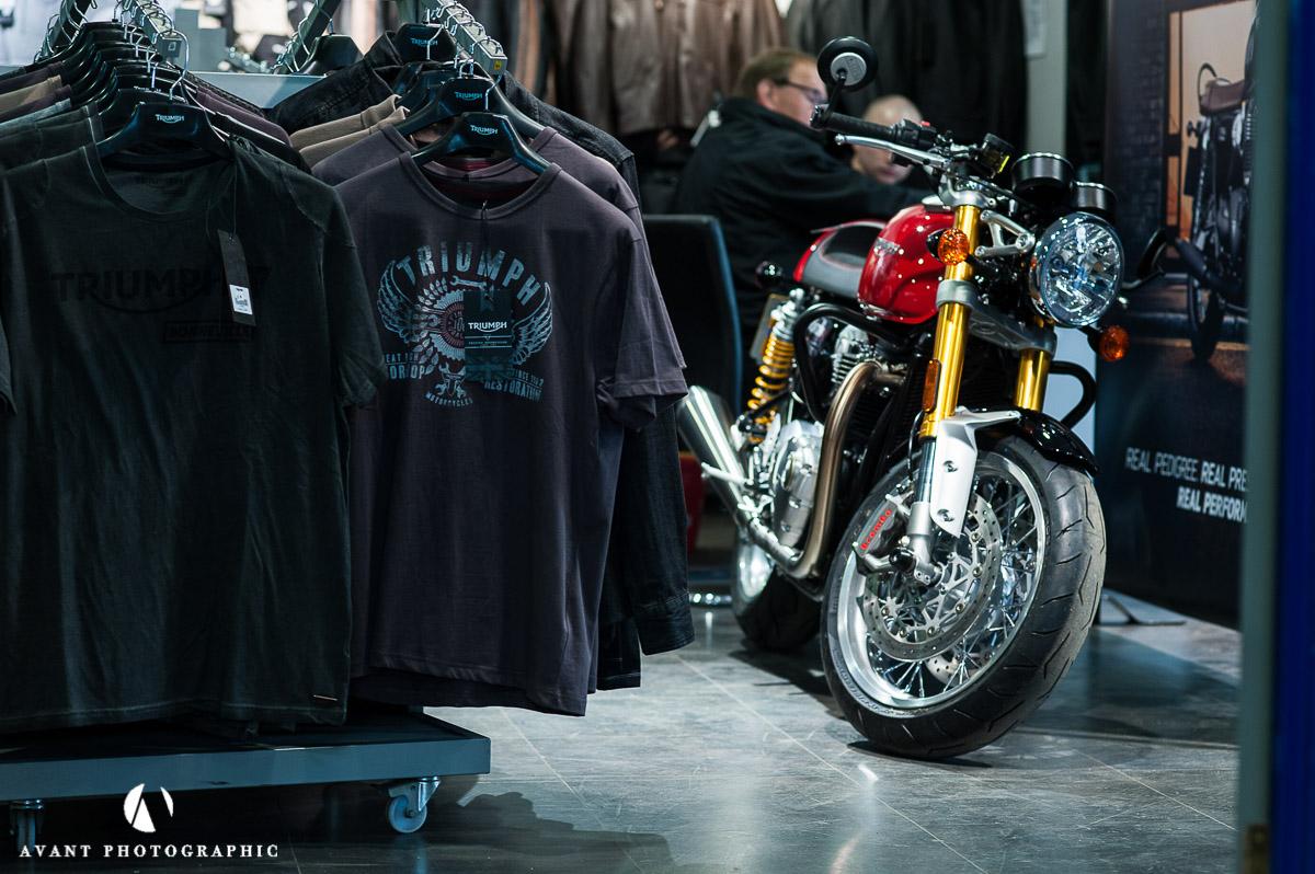 Triumph - Clothing too