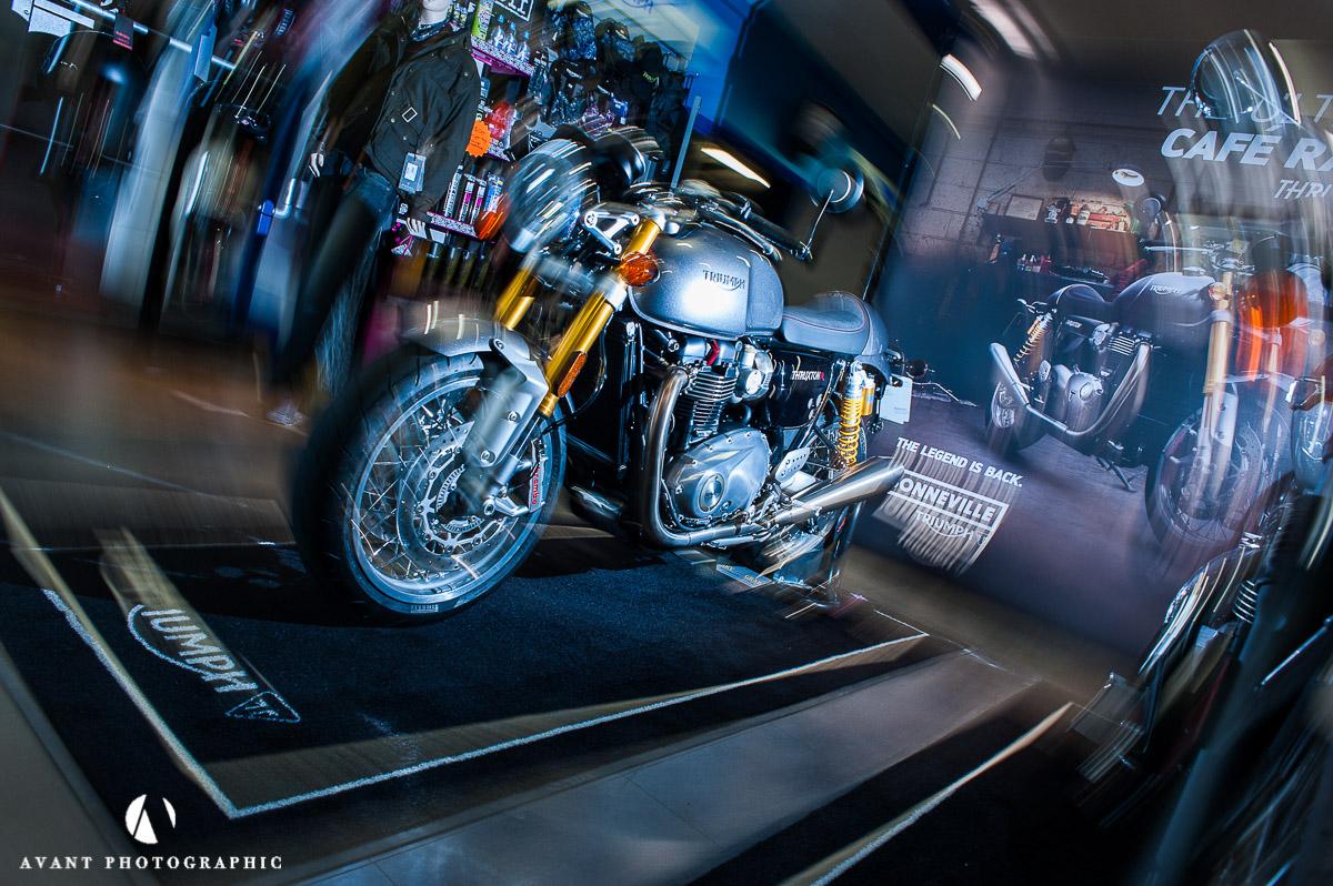 Triumph ThruxtonR