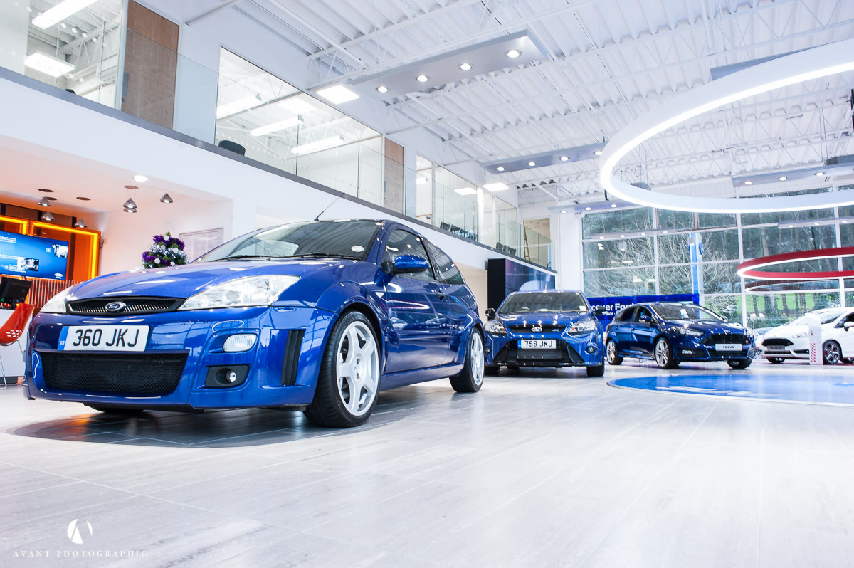 Ford Focus 3 Generations