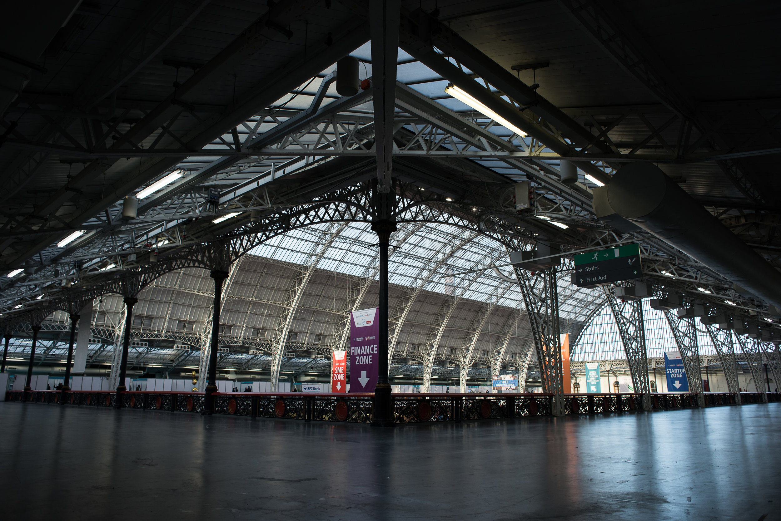 Olympia - London - Ready for Cooden Consultants