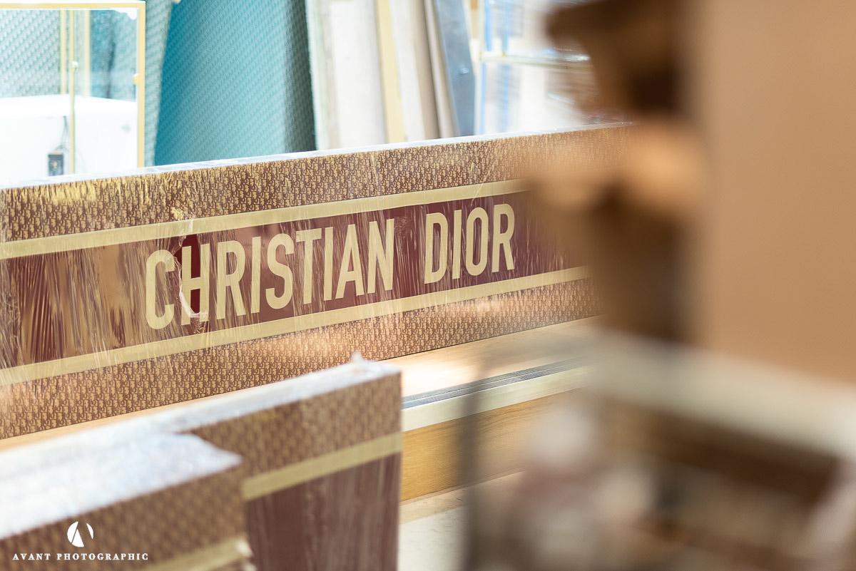 Christian Dior - Harrods