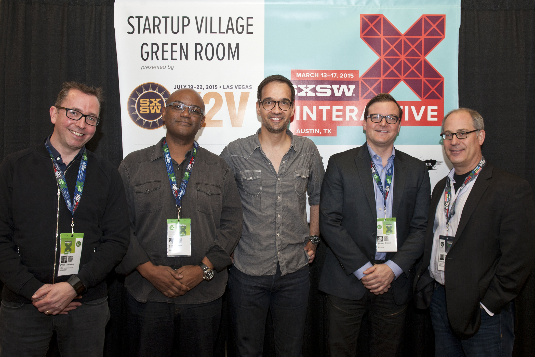 Peter Downton (7digital), Sam Gilchrist (PluraVida), Mark Piibe (Sony Music), Michael Drexler (BMI), Gary Greenstein (WSGR)