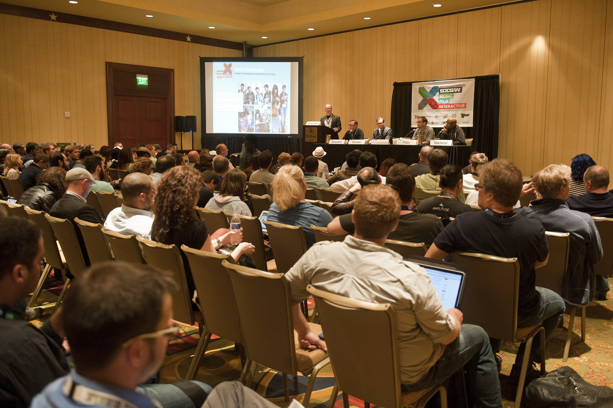 "A view from the audience ""Content, Copyright, and Commerce"""