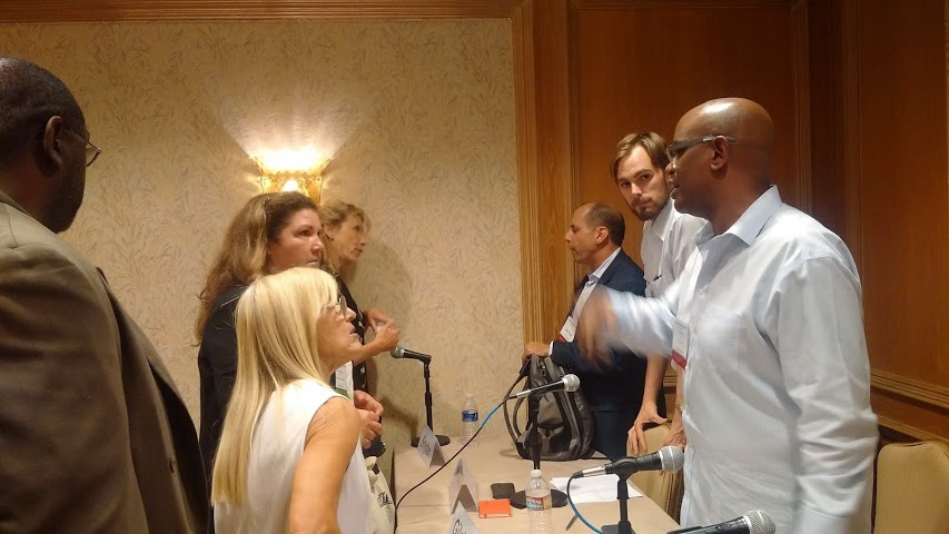 Post Panel Questions at DigitalHollywood 2015