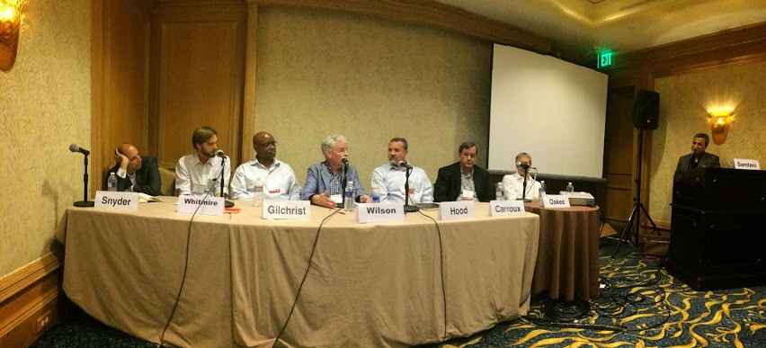 Content Rights and Technology Solutions Panel - DigitalHollywood 2015