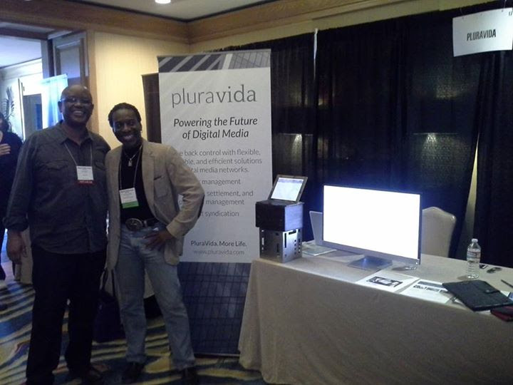 plura vida ceo Sam gilchrist talks to lacy phillips, ultimate underground experience at digital hollywood 2015, marina del rey, ca.