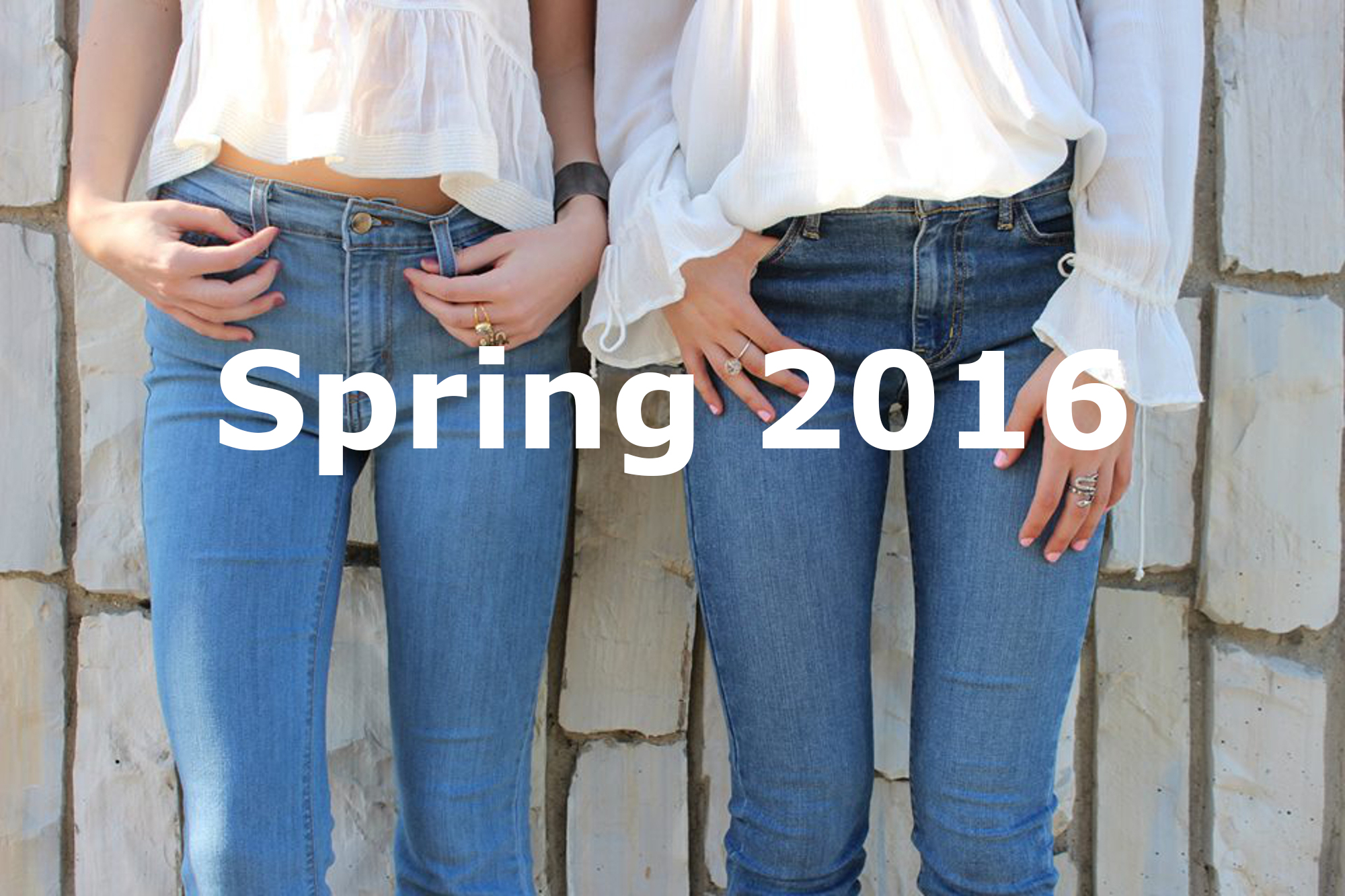 View the Spring 2016 Lookbook