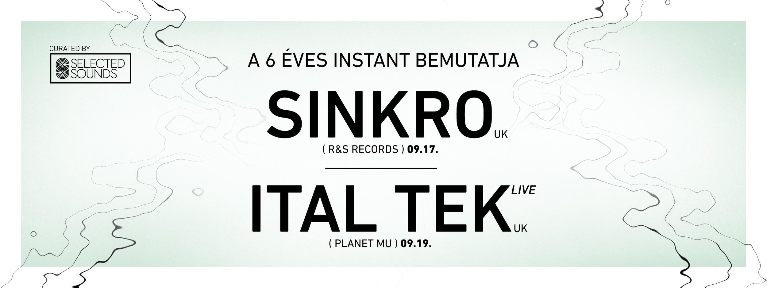 Selected Sounds ITAL TEK & SINKRO