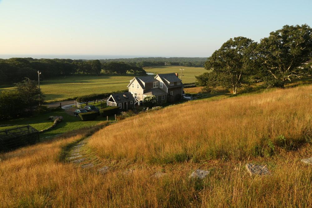Martha's Vineyard Farmhouse -