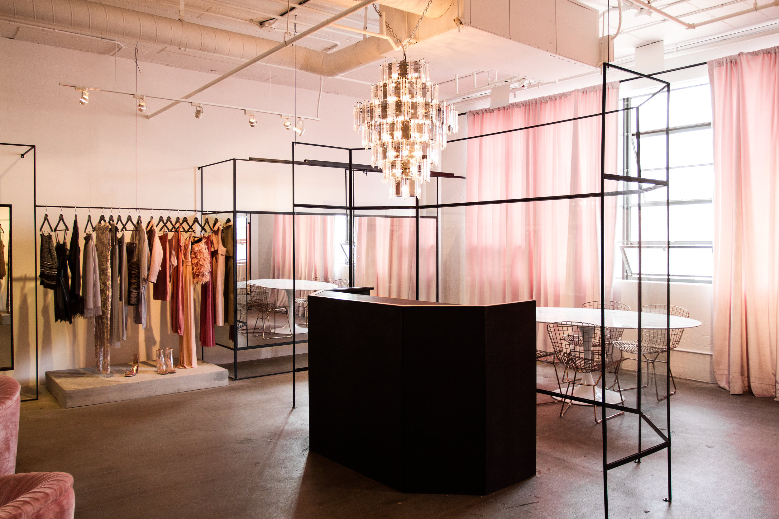 Downtown L.A. Showroom
