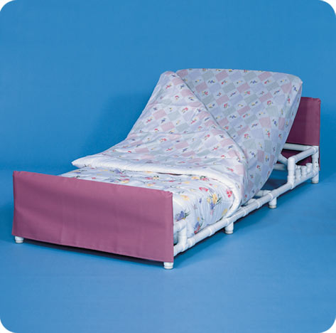 Restraint-Free Low Bed   model LB76