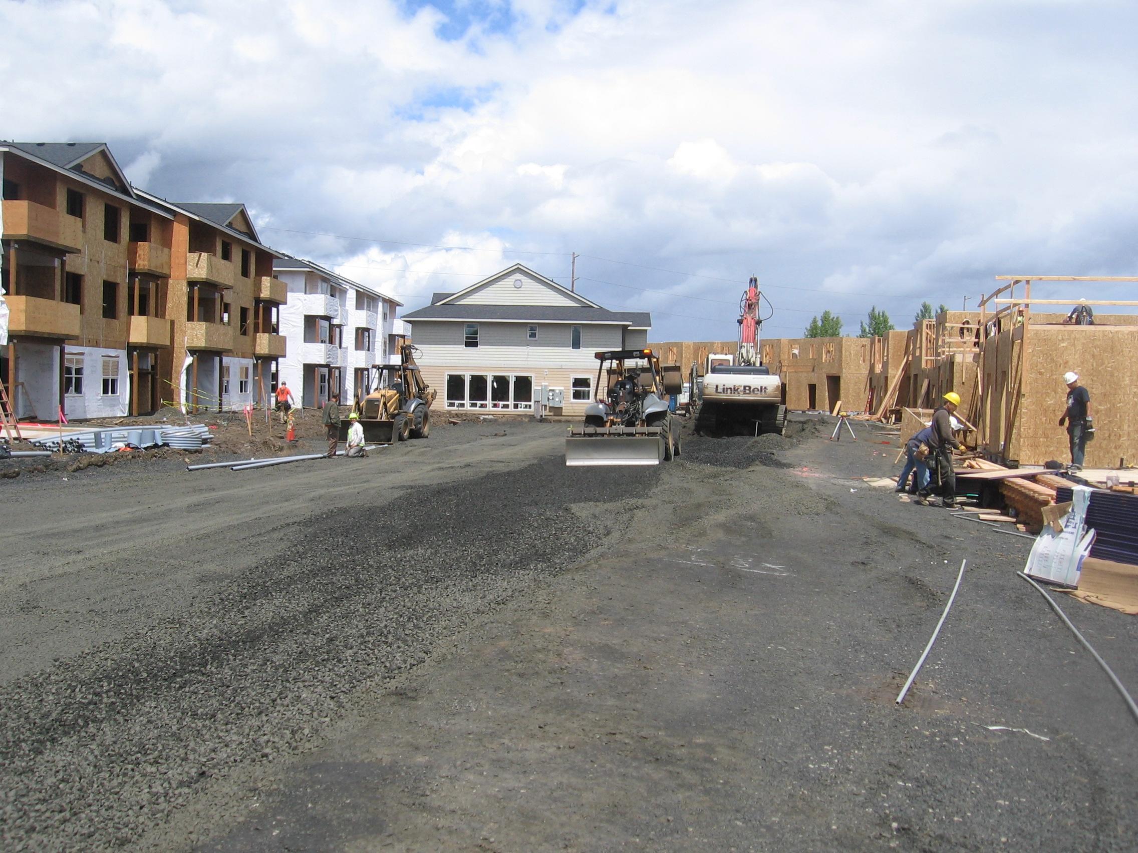 Walnut MUE Residential Development | Corvallis, Oregon