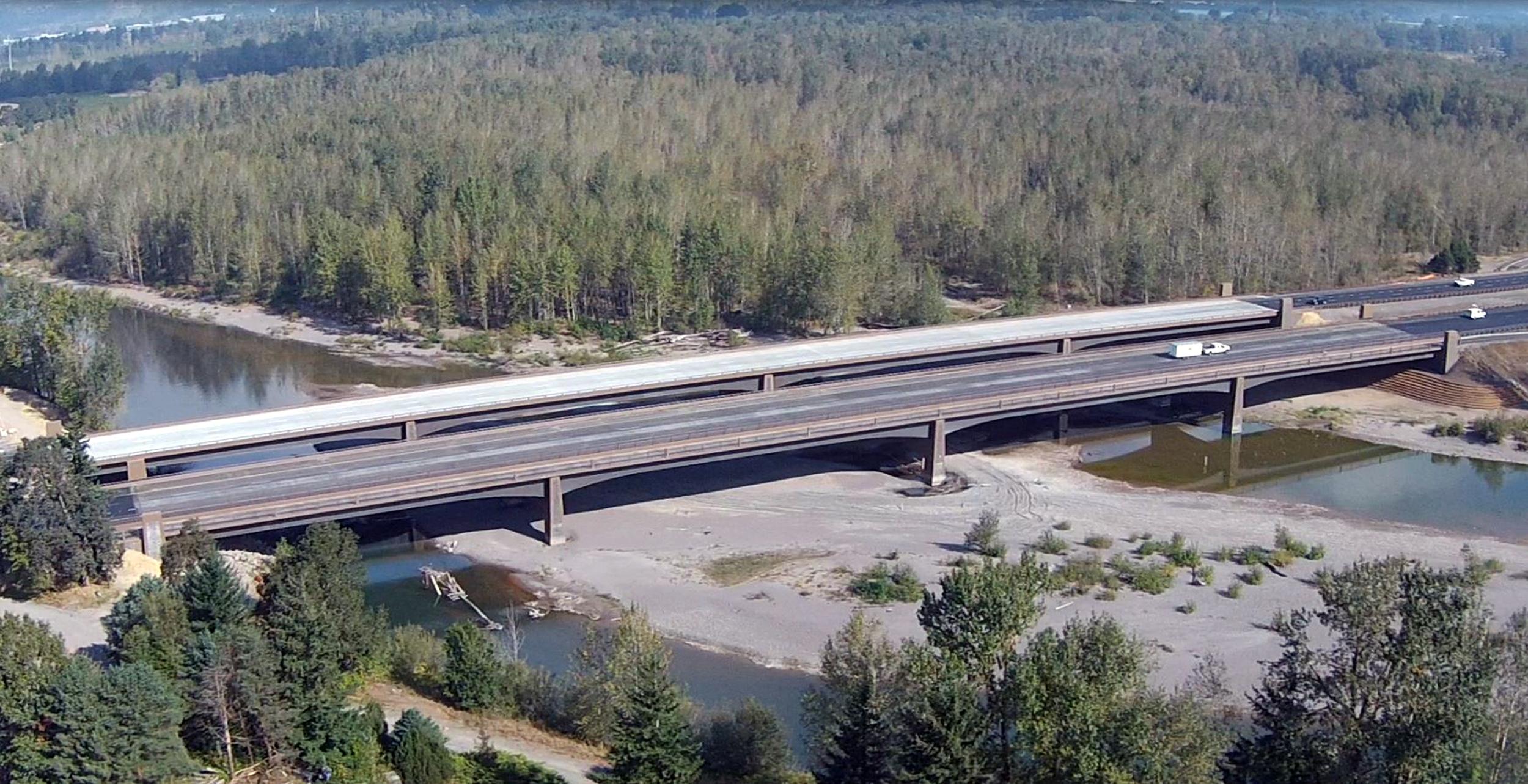 I-84 Sandy River Bridges | Multnomah County, Oregon
