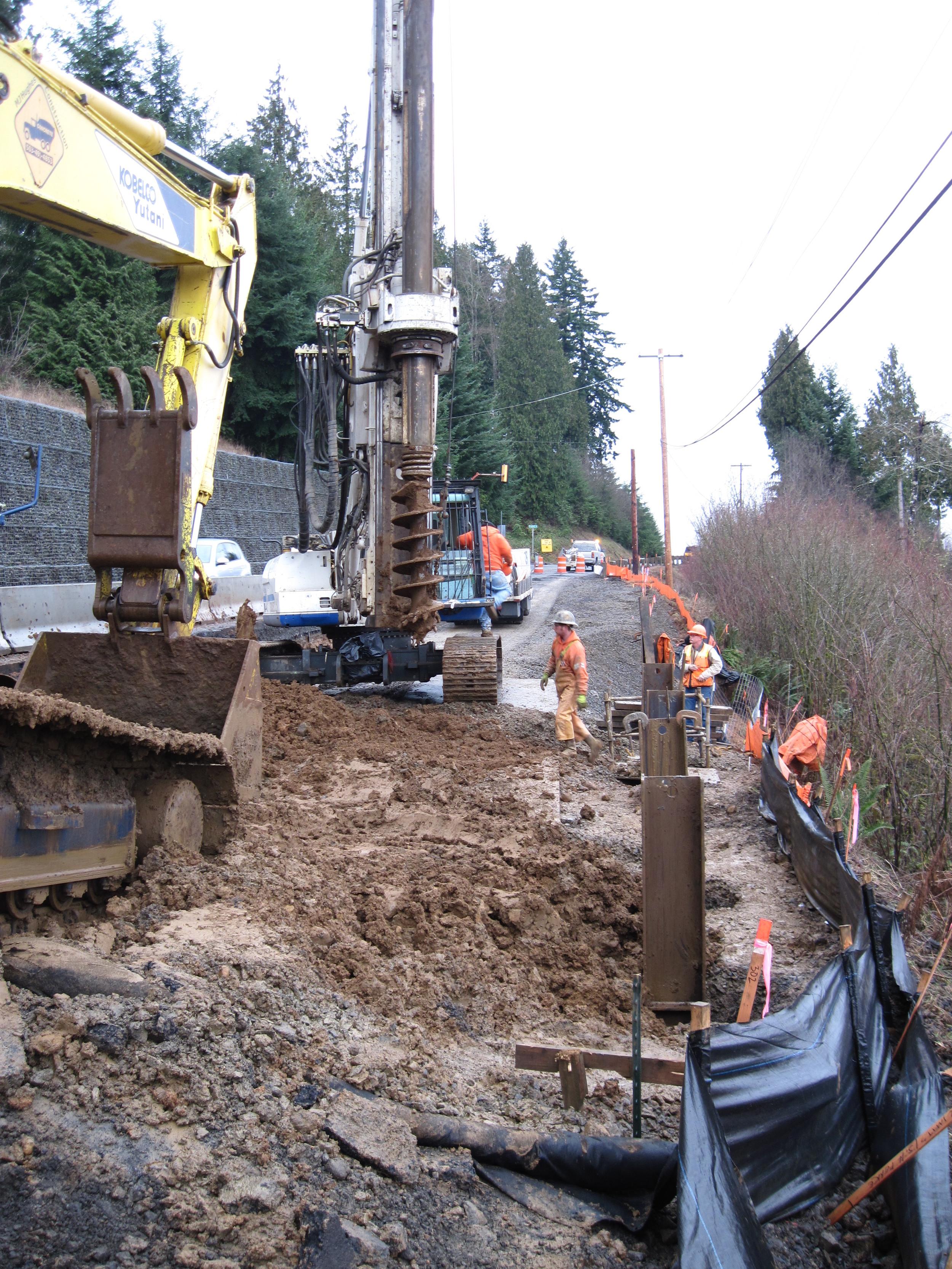 Retaining wall construction.JPG